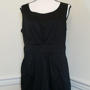 Mossimo black sleeveless dress
